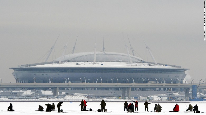 Rússia sofre com Copa do Mundo e população protesta contra desperdícios e perseguição contra manifestantes