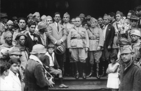 Getúlio Vargas à época da Constituição de 1934