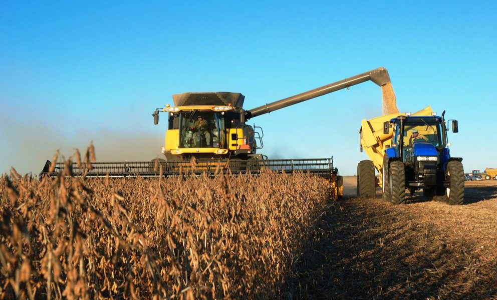 Agricultura brasileira representa mais de 20% do PIB brasileiro.