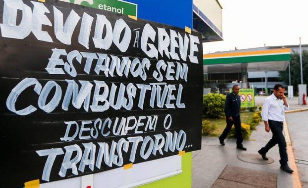 Medidas contra gasolina alta e greve dos caminhoneiros